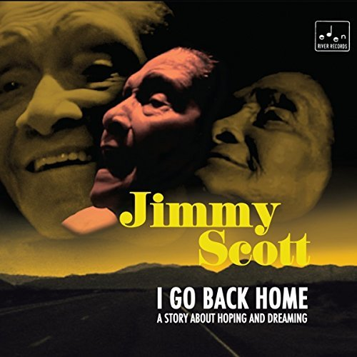 Jimmy Scott I Go Back Home 180 Gram 2lp Ltd To 700 Copies