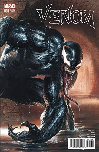 Comic Book Venom