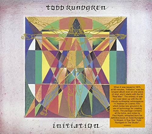 Todd Rundgren Initiation Import Gbr