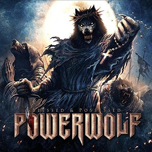 Powerwolf Blessed & Possessed (tour Edit