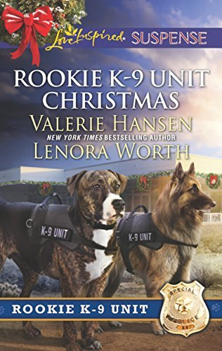 Valerie Hansen Rookie K 9 Unit Christmas Surviving Christmas\holiday High Alert