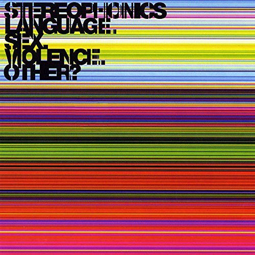 Stereophonics Language. Sex. Violence. Other Import Gbr