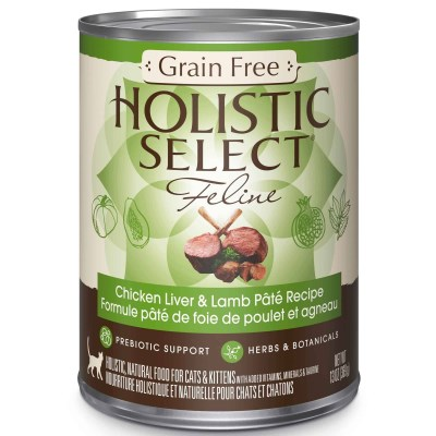 Holistic Cat Grain Free Chicken & Lamb 13oz