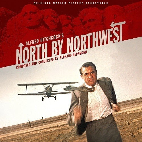 North By Northwest Soundtrack Bernard Herrmann 2lp