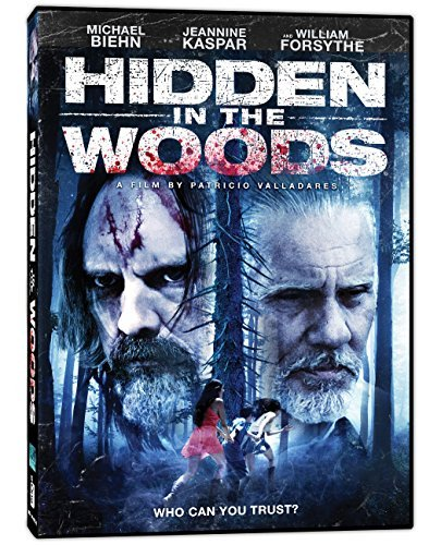 Hidden In The Woods Biehn Kaspar Forsythe DVD Nr