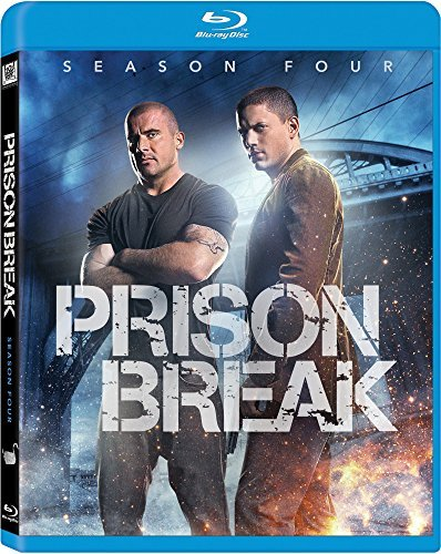 Prison Break Season 4 Blu Ray