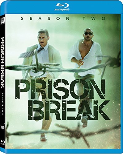 Prison Break Season 2 Blu Ray