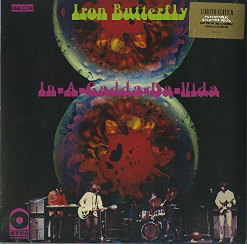 Iron Butterfly In A Gadda Da Vida Syeor 2017 Exclusive