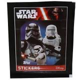 Trading Cards Star Wars Force Awakens Stickers