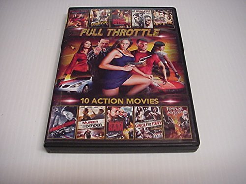 Full Throttle 10 Action Movies