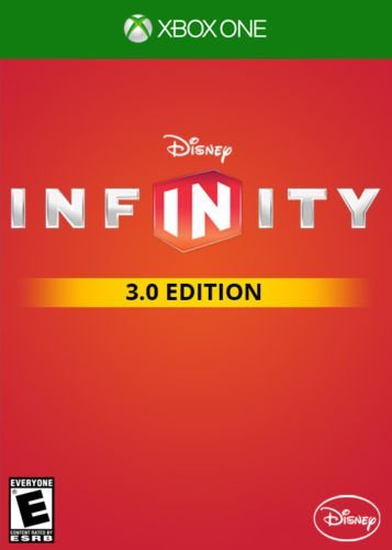 Xbox One Disney Infinity 3.0 (game Disc)