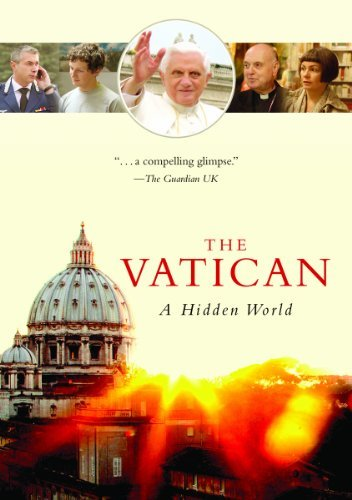Richard Ladkani The Vatican A Hidden World