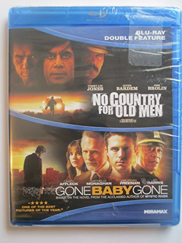 No Country For Old Men Gone Baby Gone Double Feature
