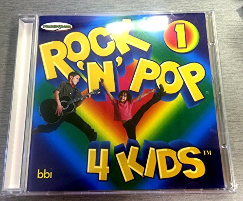 Bbi Rock N Pop 4 Kids Volume 1