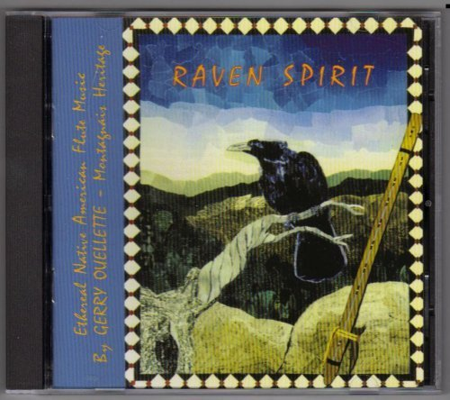 Gerry Ouellette Raven Spirit