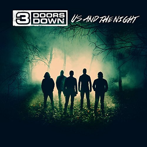 3 Doors Down Us & The Night Limited Deluxe Edition