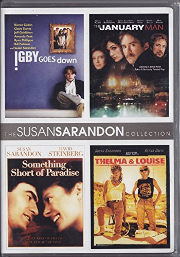 The Susan Sarandon Collection Igby Goes Down January Man Something Short Of Paradise Thelma & Louise