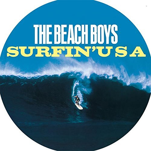 Beach Boys Surfin' Usa Lp