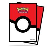 Card Sleeves Pokemon Pokeball Card Sleeves 65ct