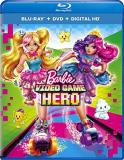 Barbie Video Game Hero Blu Ray