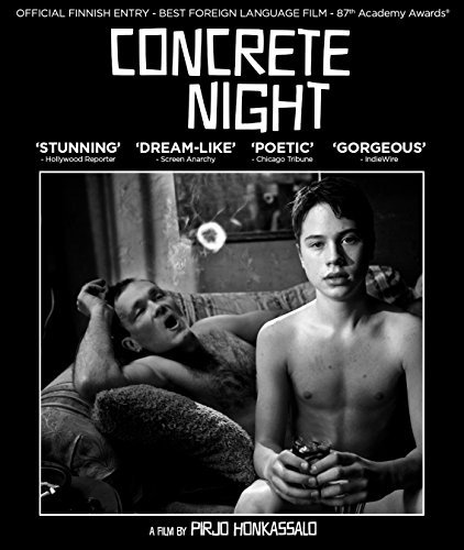 Concrete Night Concrete Night Blu Ray Nr