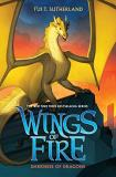 Tui T. Sutherland Wings Of Fire Darkness Of Dragons