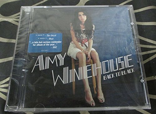 Amy Winehouse Back To Black Import Eu