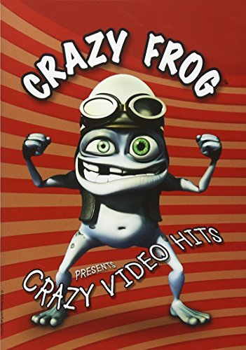 Crazy Frog Presents Crazy Vid Crazy Frog Presents Crazy Vid Import Can Ntsc (1)