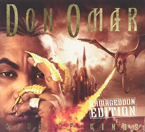 Don Omar King Of Kings Armageddon Ed. 2 CD Incl. Bonus DVD