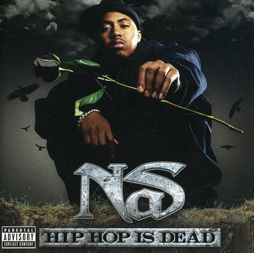 Nas Hip Hop Is Dead Import Gbr
