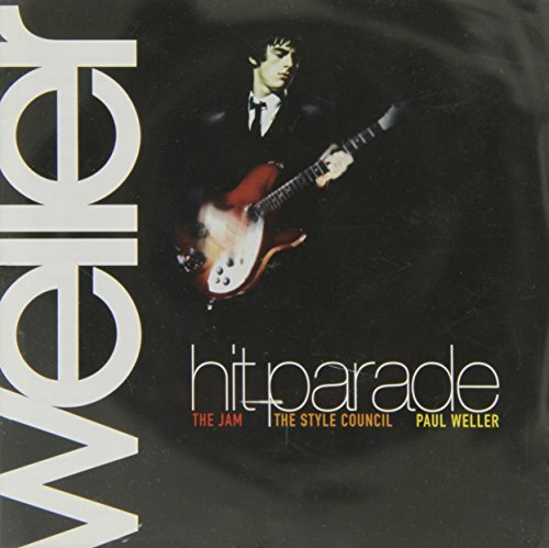 Paul Weller Hit Parade Single Disc
