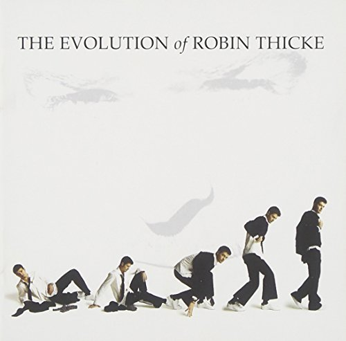 Robin Thicke Evolution Of Robin Thicke Delu Deluxe Ed.