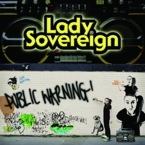 Lady Sovereign Public Warning Import Gbr