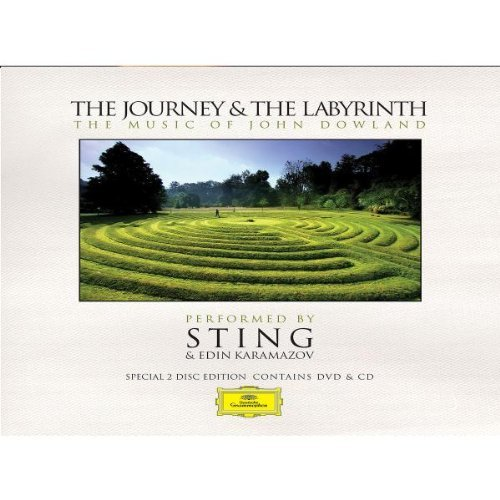 Sting Journey & The Labyrinth Incl. DVD Digipak