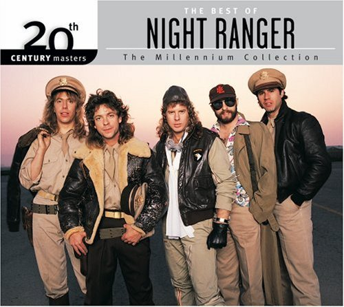 Night Ranger Millennium Collection 20th Cen