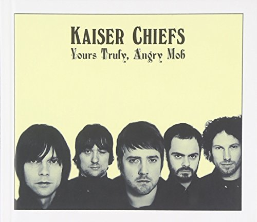 Kaiser Chiefs Yours Truly Angry Mob Lmtd Ed. Incl. DVD