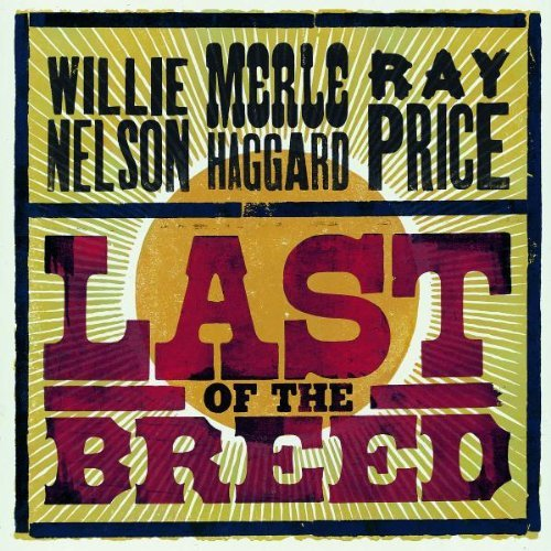 Nelson Haggard Price Last Of The Breed 2 CD