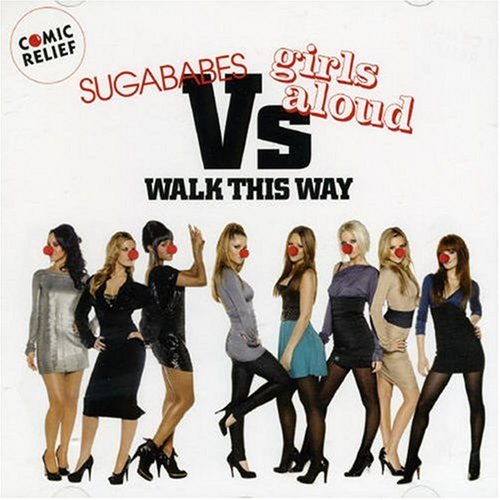 Sugababes Vs Girls Aloud Walk This Way Import Gbr