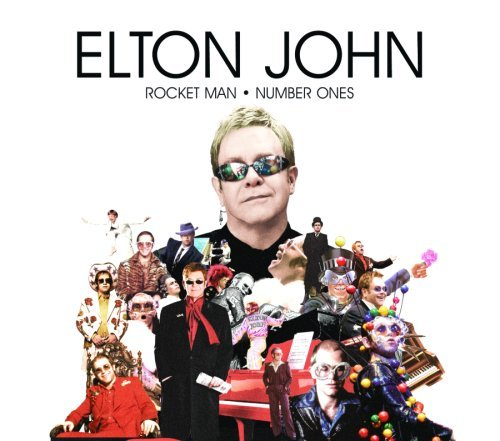 Elton John Rocket Man Number Ones
