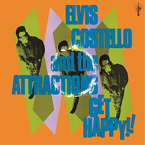 Elvis Costello Get Happy!! Digipak Obi Sleeves