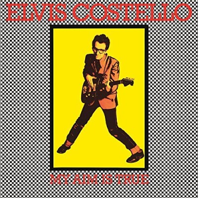 Elvis Costello My Aim Is True Digipak Obi Sleeves