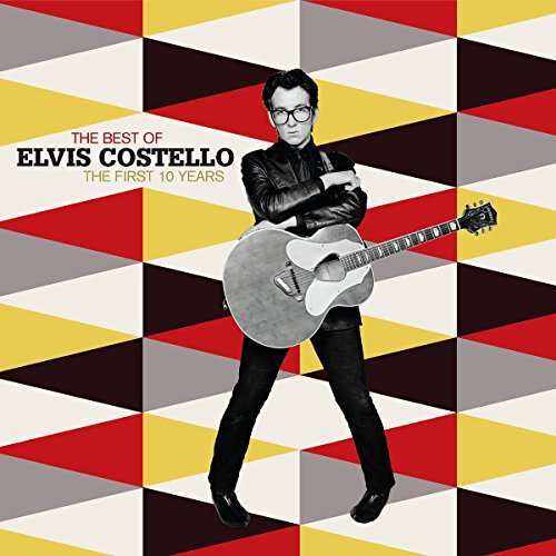 Elvis Costello Best Of Elvis Costello First 1 Digipak Obi Sleeves