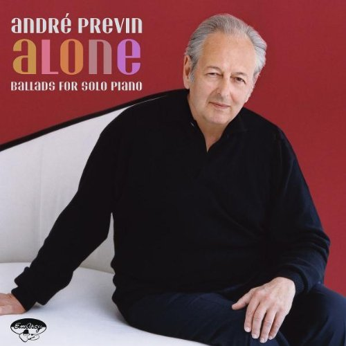 Andre Previn Alone Ballads For Solo Piano