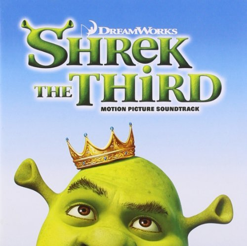 Various Artists Shrek The Third Ramones Mccartney Led Zeppelin