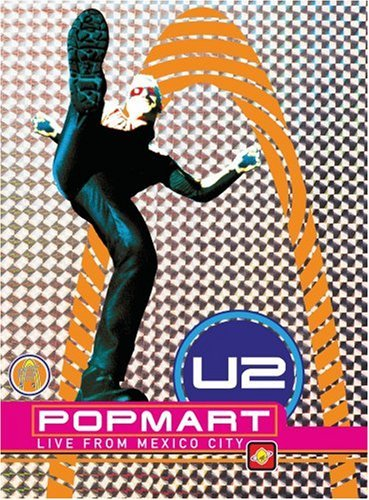 U2 Popmart Live From Mexico City