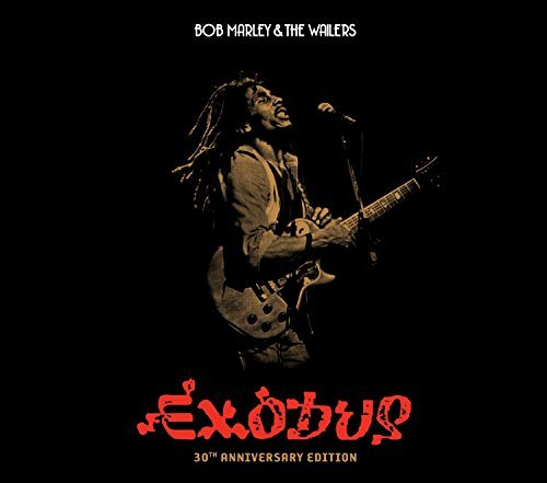 Bob Marley & The Wailers Exodus 30th Anniversary Editio