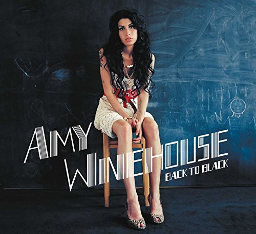 Amy Winehouse Back To Black Import Gbr