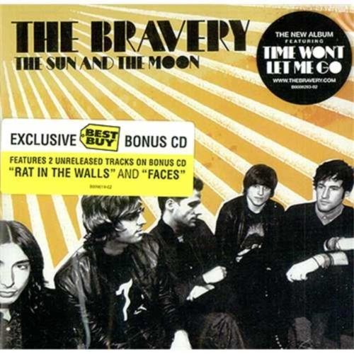 Bravery Sun & The Moon 2 CD Set