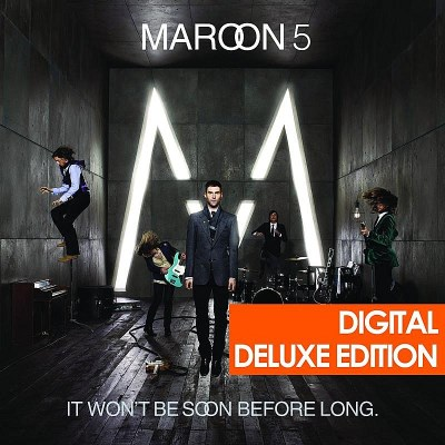 Maroon 5 It Won't Be Soon Before Long Import Gbr