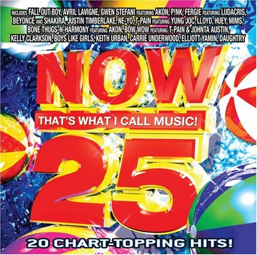 Now That's What I Call Music Vol. 25 Now That's What I Call Pink Fergie Huey Bow Wow Mims Daughtry Ne Yo Underwood